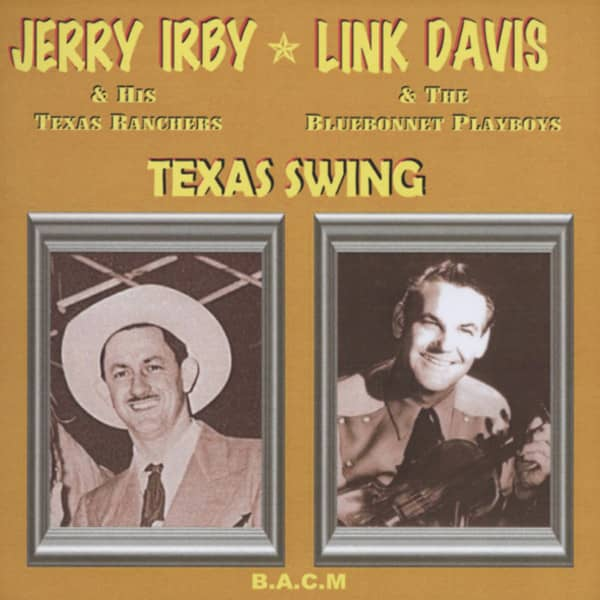 Texas Swing (Imperial Records 8000...)