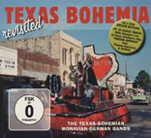 Texas Bohemia Revisited (CD-DVD)