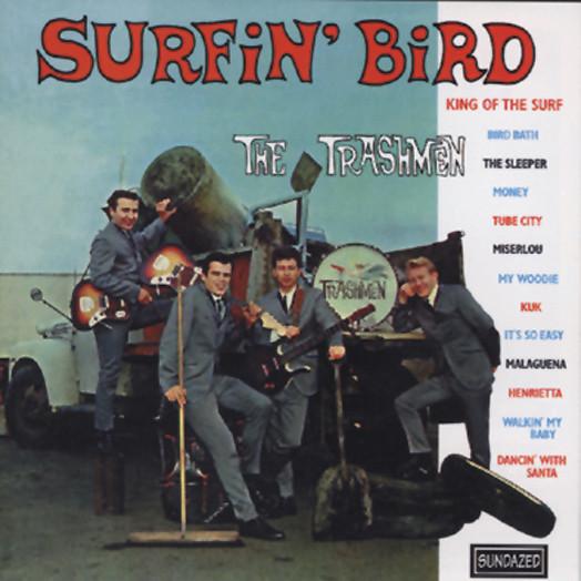 Surfin' Bird...plus (US)