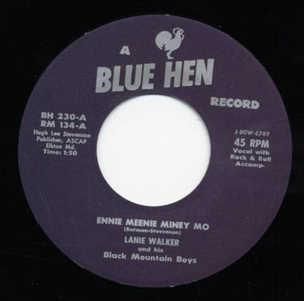 No Use Knocking On My Door - Ennie Meenie Miney Mo (7inch, 45rpm)