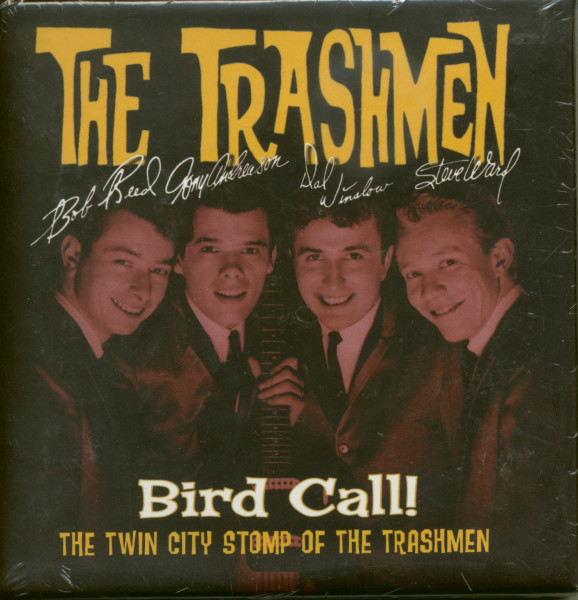 Bird Call (4-CD Cap Box)