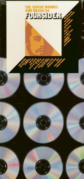 Foursider (CD)