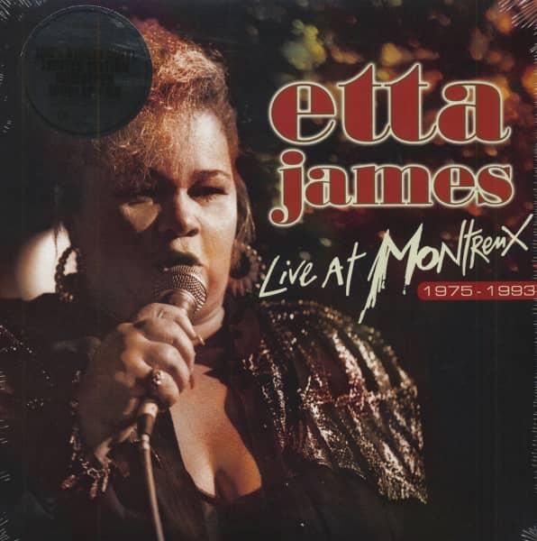 Live At Montreux 1975-1993 (2-LP, CD, 180g Vinyl, Numbered, Ltd.)