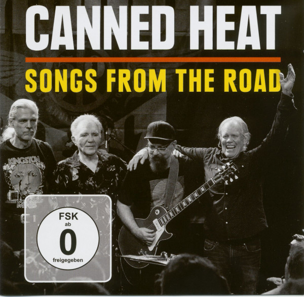 Songs From The Road (CD/DVD) (promo copy)