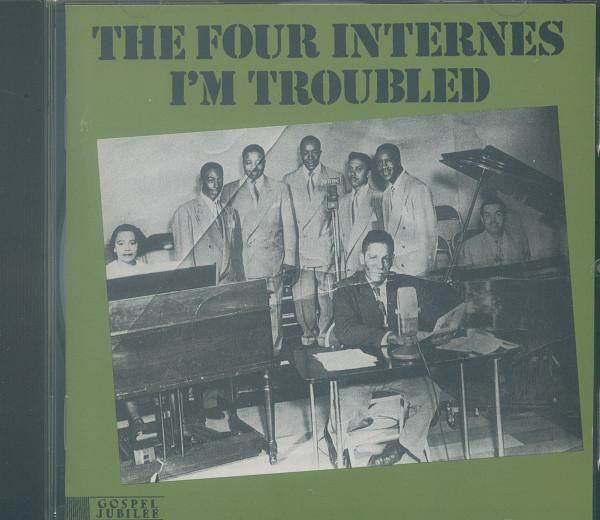 I'm Troubled (CD)