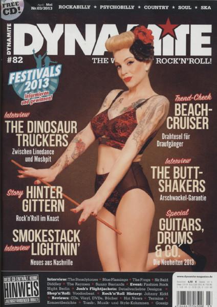 Nr.82 (2013-3) - Magazin & CD
