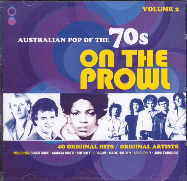 Vol.2, On The Prowl - Australian 70s Pop 2-CD