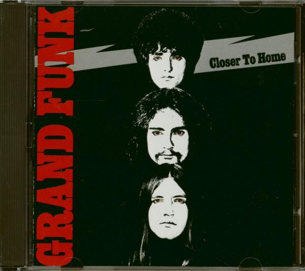 Closer To Home (CD)