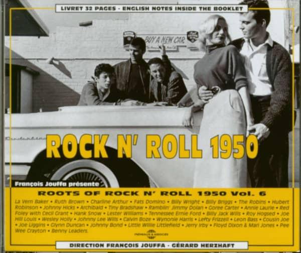 Rock & Roll 1950 (2-CD)
