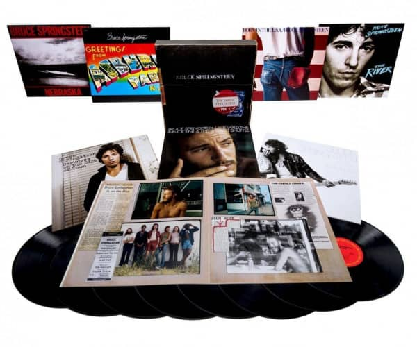 The Album Collection Vol. 1 (1973 - 1984) (180g) (Limited Edition) (8LPs plus book)