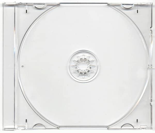 CD Tray Clear