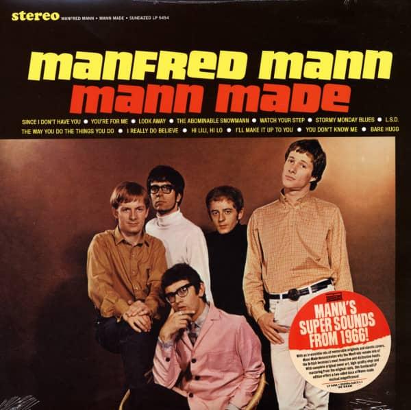 Mann Made 1965 (180g)