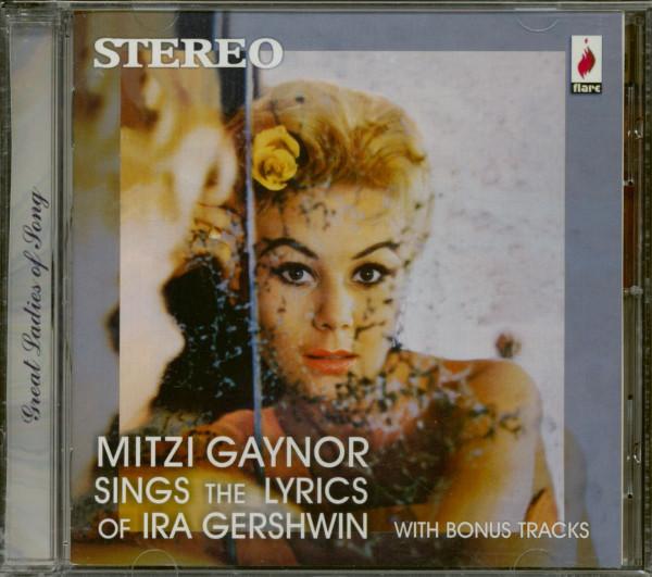 Mitzi Gaynor Sings Lyrics Of Ira Gershwin (CD)