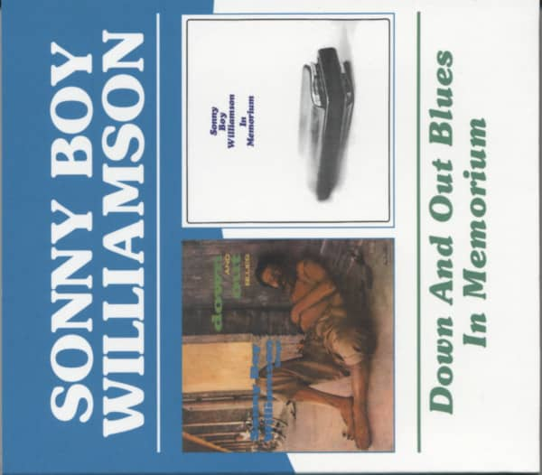 Down And Out Blues - In Memorium (CD)