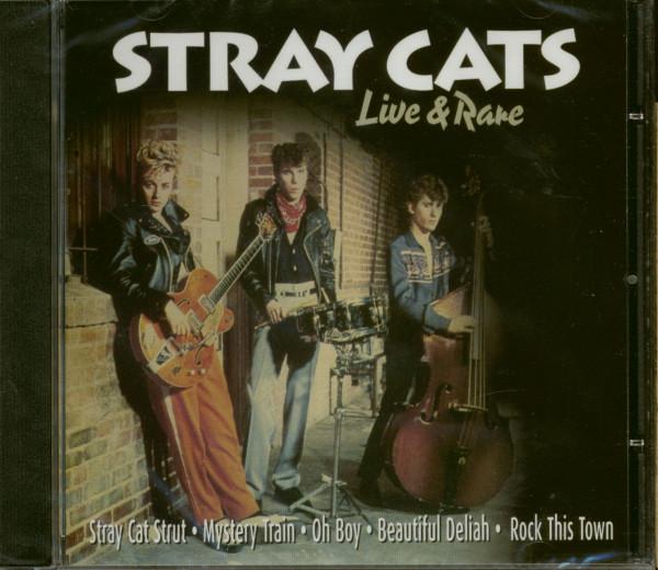Live & Rare (CD)