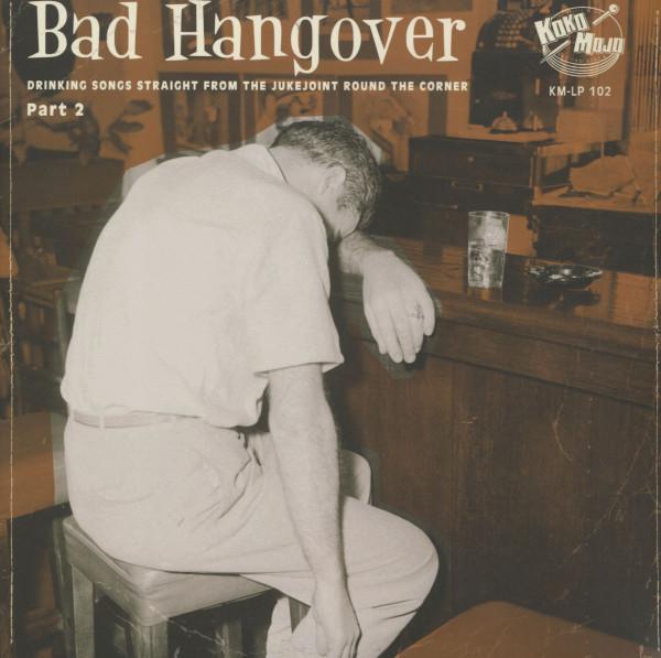 Bad Hangover (LP)