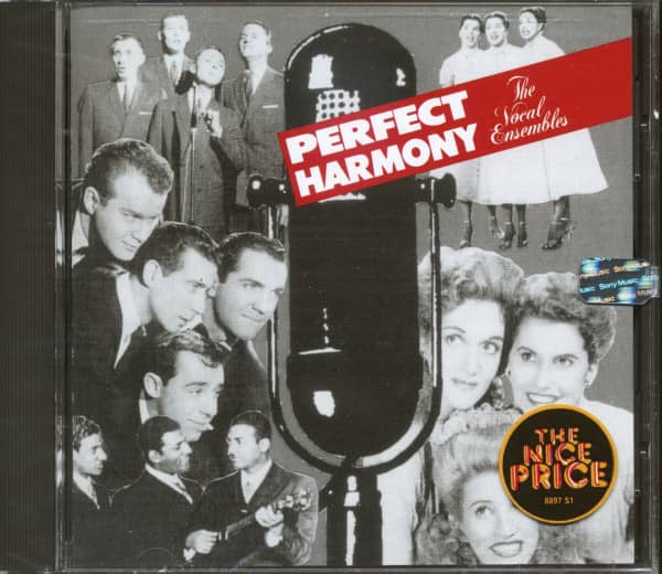 Perfect Harmony - The Vocal Ensembles (CD)