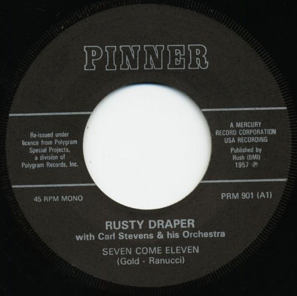 Rusty Draper & The Crew Cuts (7inch, 45rpm, Ltd.)