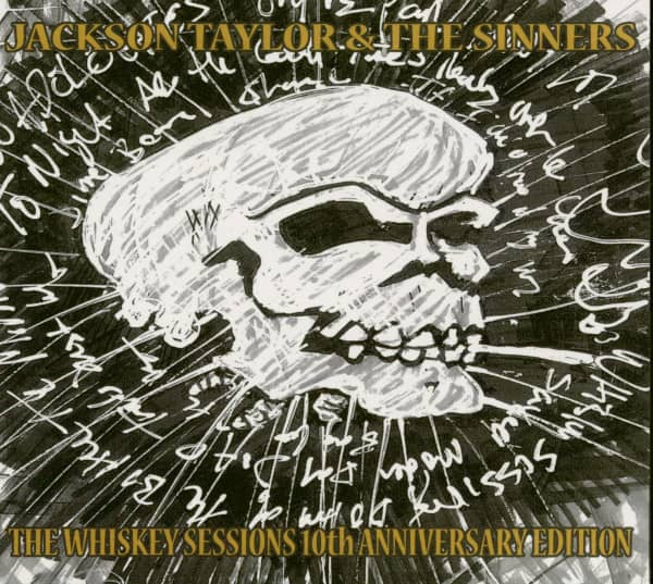 The Whiskey Sessions - 10th Anniversary Edition (CD)
