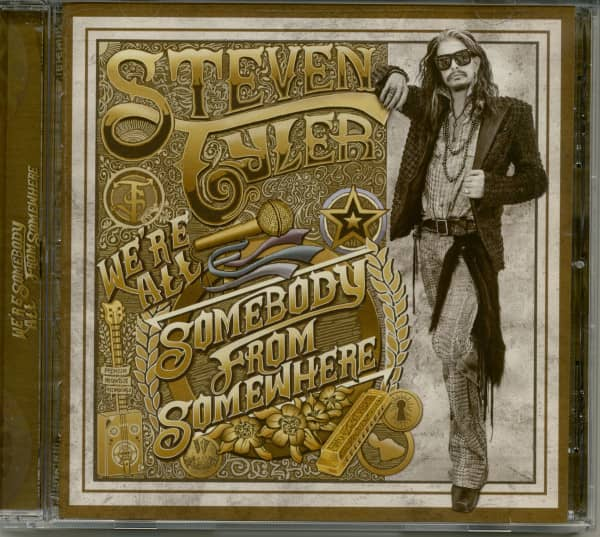We're All Somebody From Somewhere (CD)
