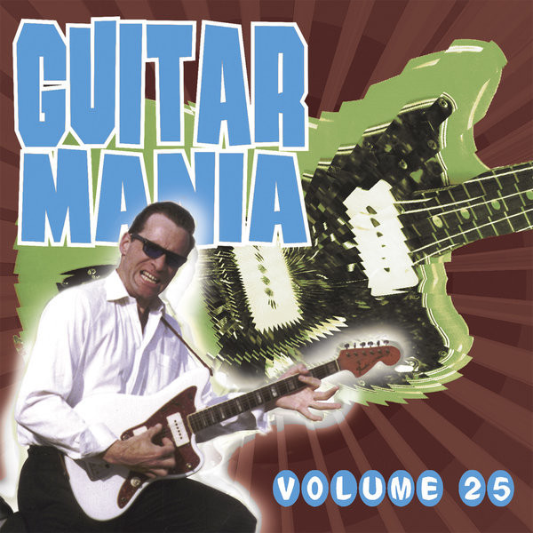Guitar Mania Vol.25 (CD)
