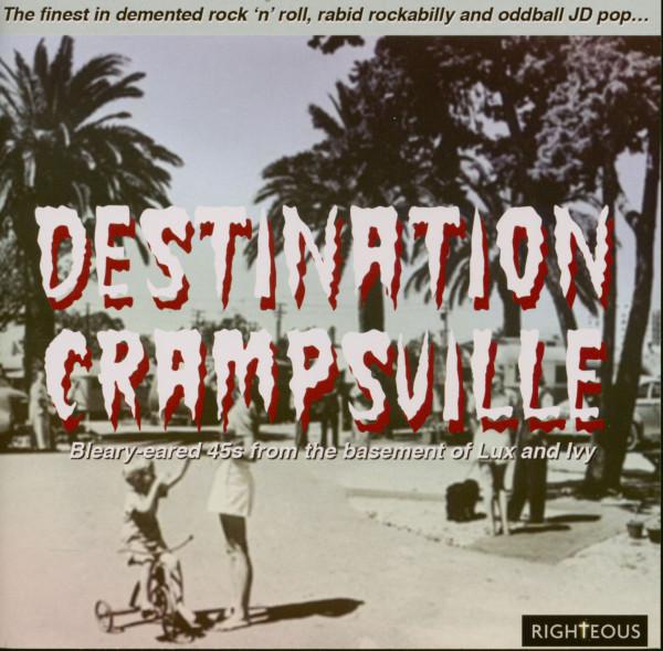 Destination Crampsville (2-CD)