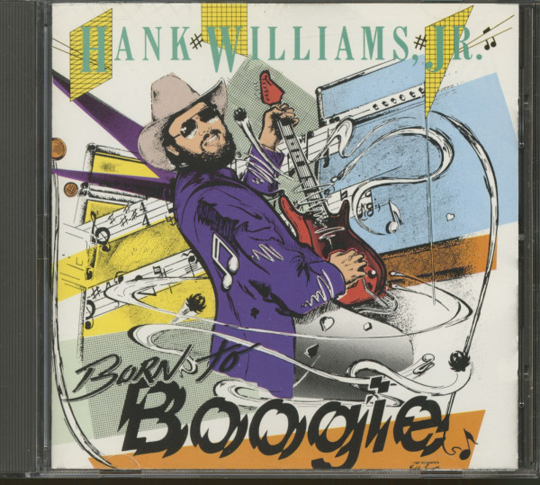 Born To Boogie (CD)