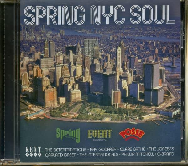 Spring NYC Soul (CD)
