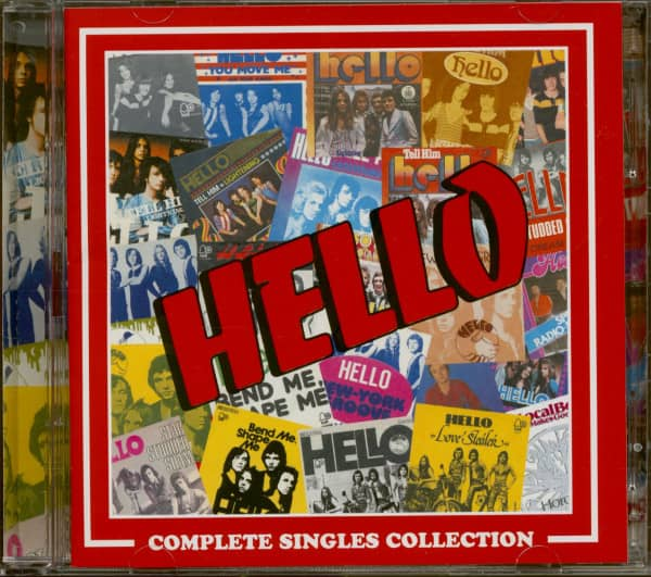 Complete Single Collection (2-CD)