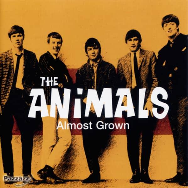 Raw Animals (2-CD)