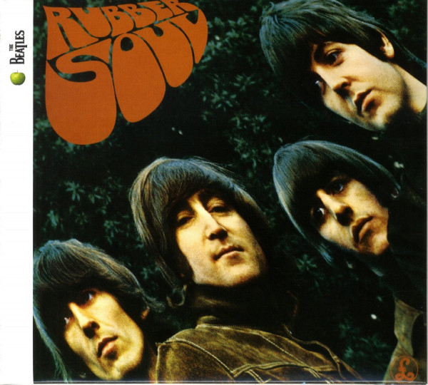Rubber Soul (Stereo Remaster) (Limited Deluxe Edition)