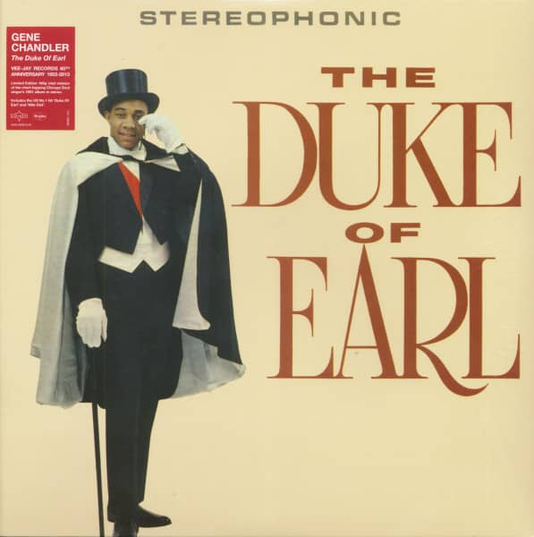 The Duke Of Earl (LP, 180g Vinyl)