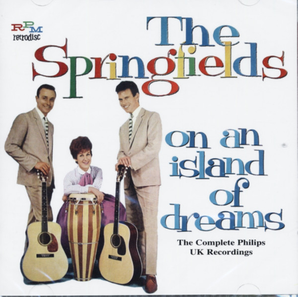 On An Island Of Dreams (2-CD)