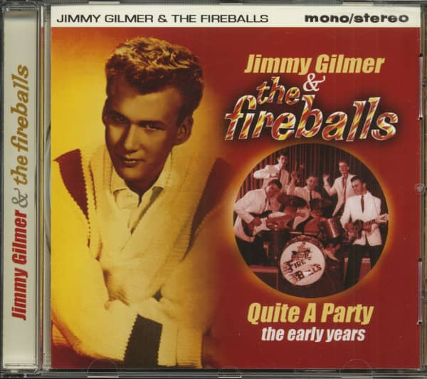 Quite A Party - The Early Years (CD)