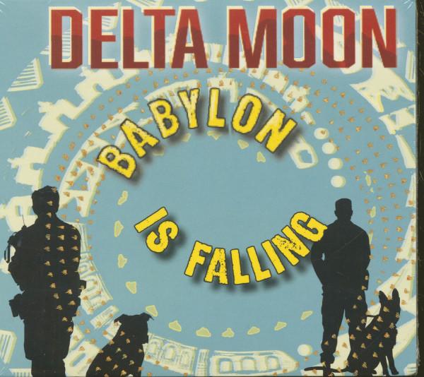 Babylon Is Falling (CD)