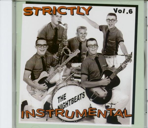 Vol.6, Strictly Instrumental