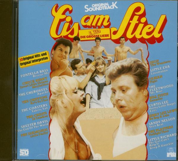 Eis am Stiel Vol.5 - Die grosse Liebe (CD)