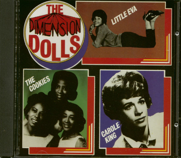 The Dimension Dolls (CD)