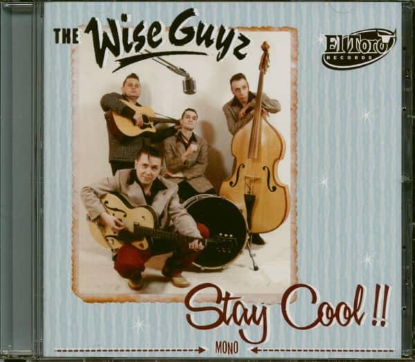 Stay Cool (CD)