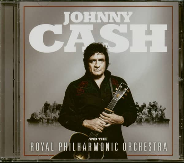 Johnny Cash & The Royal Philharmonic Orchestra (CD)
