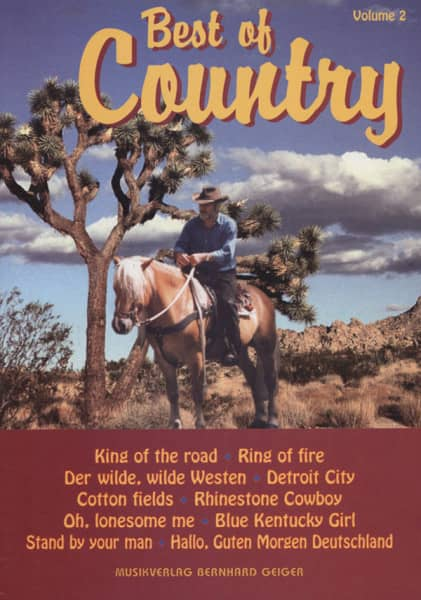 Songbook - Best Of Country Vol.2