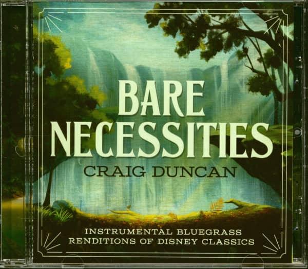 Bare Necessities (CD)