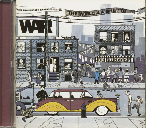The World Is A Ghetto - 40th Anniversary Expanded Edition (CD)