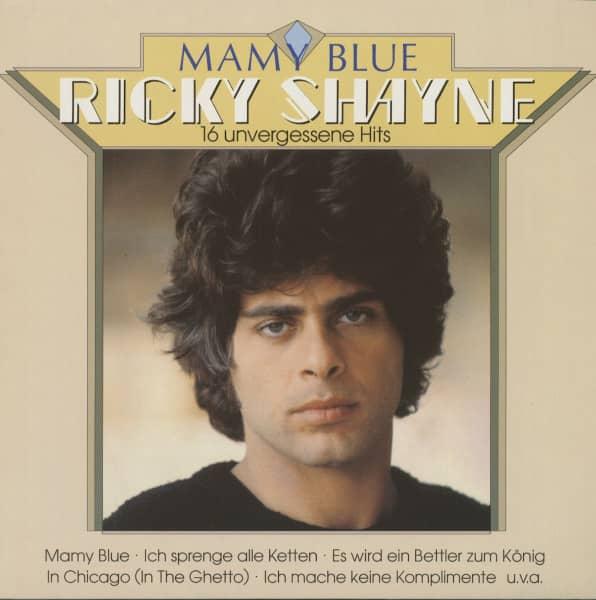 Mamy Blue - 16 unvergessene Hits (LP)