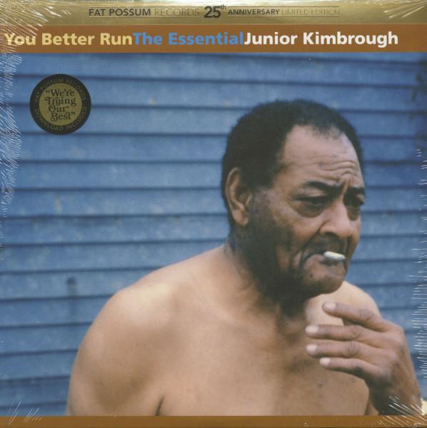 You Better Run - The Essential (2-LP, 180g Vinyl, Ltd)
