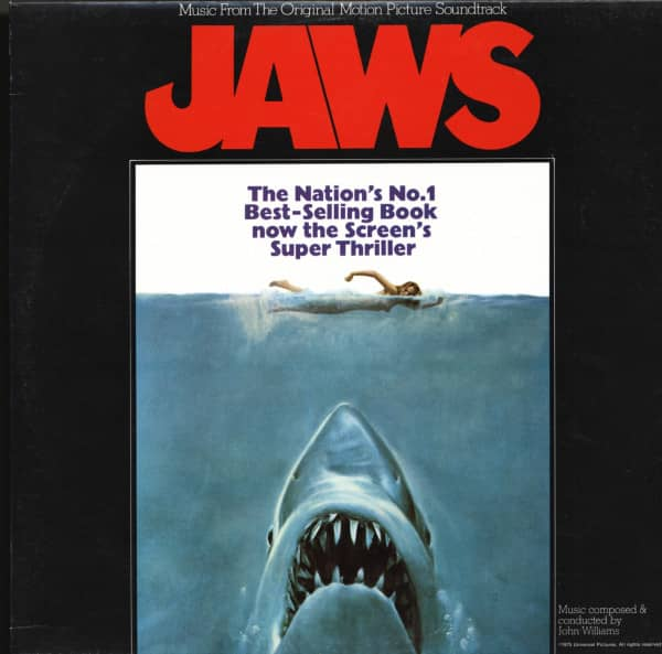 Jaws (John Williams) Original Motion Picture Soundtrack