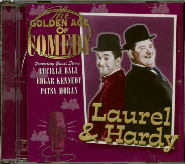 The Golden Age Of Comedy (CD)