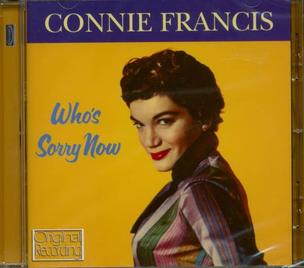 Who's Sorry Now (CD)