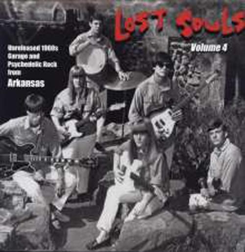 Vol.4, Lost Souls