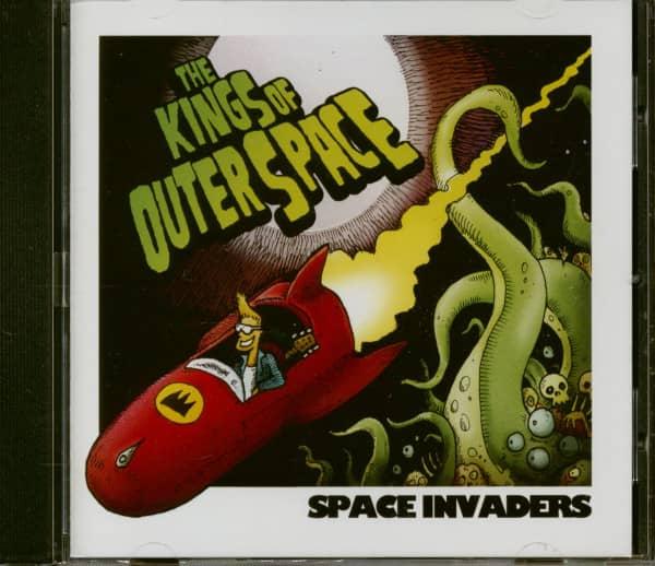 Space Invaders (CD)
